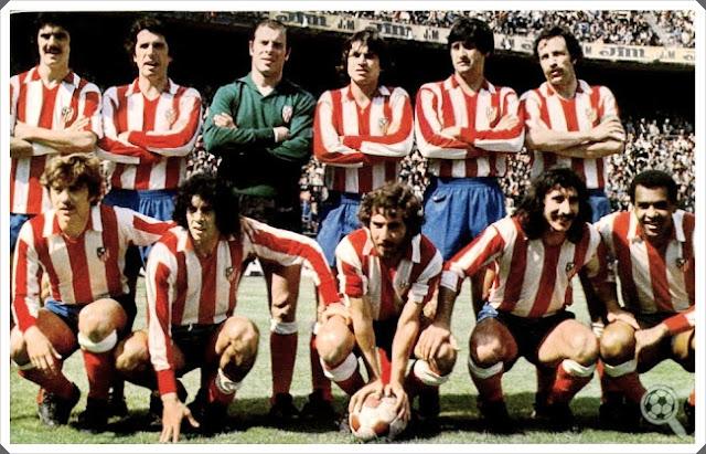 Atlético Madrid La Liga 1976-77
