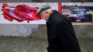 Οι γεωστρατηγικές επιδιώξεις της Τουρκίας και το δύσκολο μέλλον του Ελληνισμού…