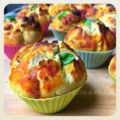 I pizza muffin tanto amati