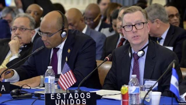 EEUU impondrá más sanciones a Venezuela por medidas de Maduro