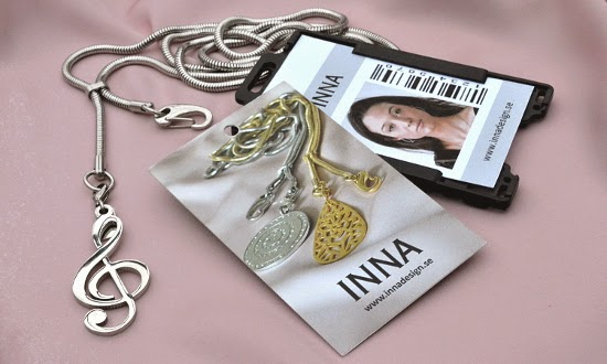 Name tag and ID badge holder