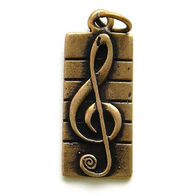 музыкальный ключ купить подарок  скрипичный ключ украшение оптом от производителя