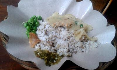 Kuliner Tutug Oncom (TO) Khas Tasikmalaya
