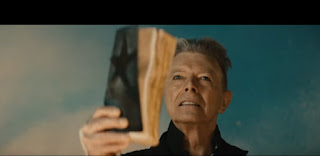 David Bowie Blackstar video klip