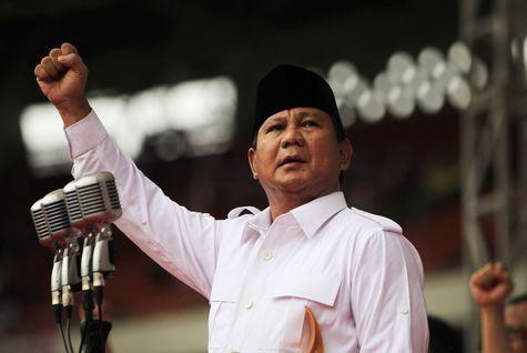 Jika Prabowo Mau Beliau Bisa Gulingkan Pemerintah