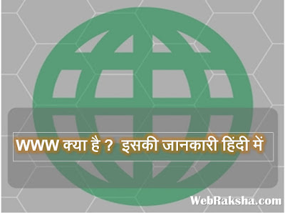 what-is-www-in-hindi