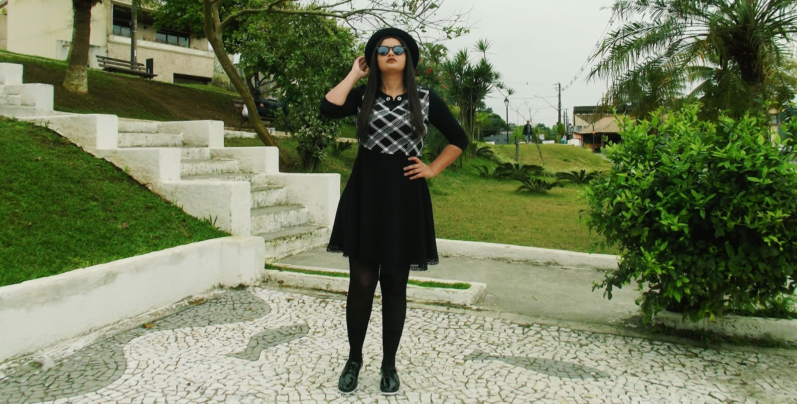 Look do dia: Vestido + Oxford