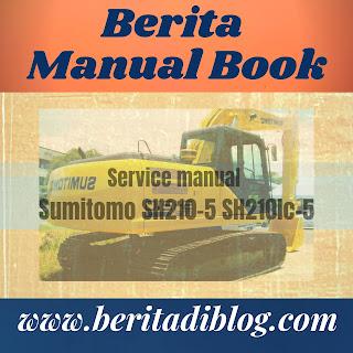 Sumitomo SH210-5 SH210lc-5