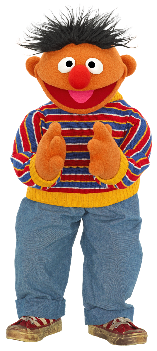 Pictures Of Ernie On Sesame Street 86