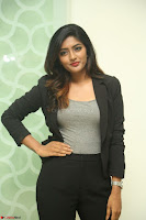 Actress Eesha Looks gorgeous in Blazer and T Shirt at Ami Tumi success meet ~  Exclusive 174.JPG