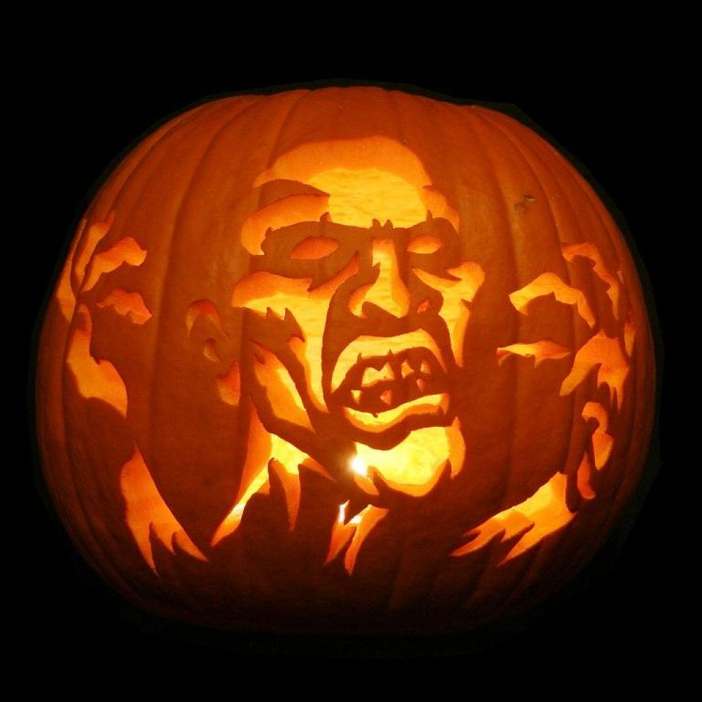 50+ Top Best Spooky Pumpkin Carving Ideas 2016 For Happy Halloween ...