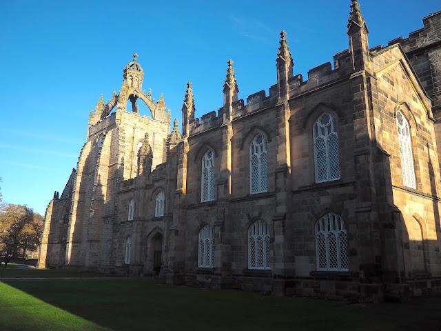 King's College, Aberdeen, Scotland