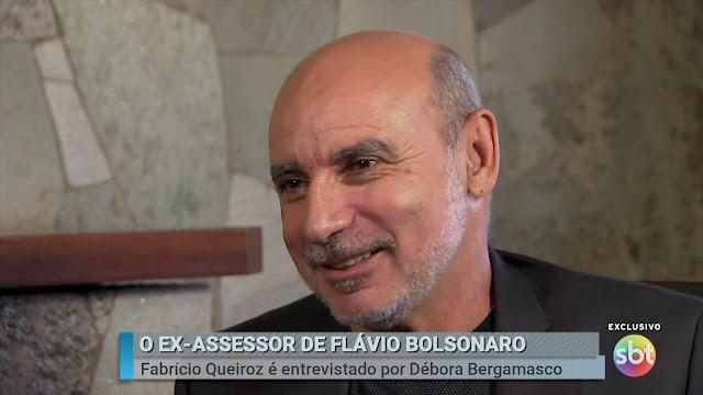Fabrício Queiroz - assessor de Flávio Bolsonaro