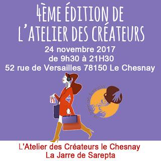 Marché de Noël caritatif Le Chesnay