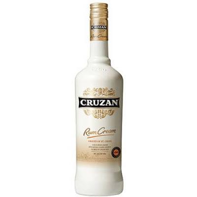 Cruzan Rum cream Liqueur