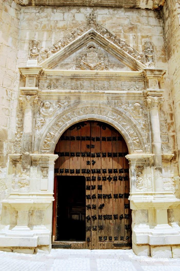 Iglesia Virgen de los Ángeles Castril - A una hora de Granada - TuvesyyoHago