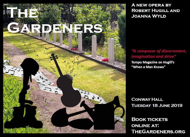 The Gardeners - Robert Hugill & Joanna Wyld - Conway Hall