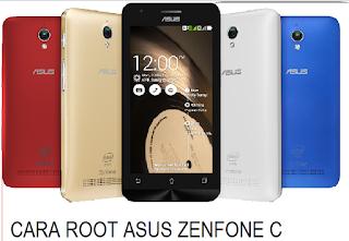 Cara Mudah Root ASUS ZENFONE C (ZC451CG)