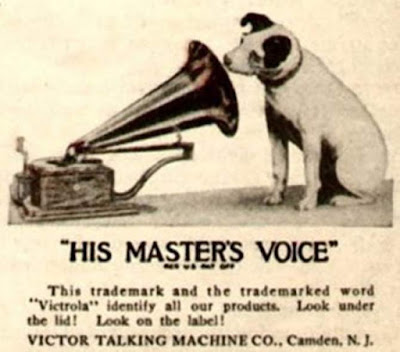 His Master's Voice - Victory Talking Machine Company