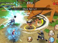 Naruto x Boruto English Version Ninja Voltage MOD APK Android - Borutage Android iphone Ninja Voltage versi terbaru gratis downlaod