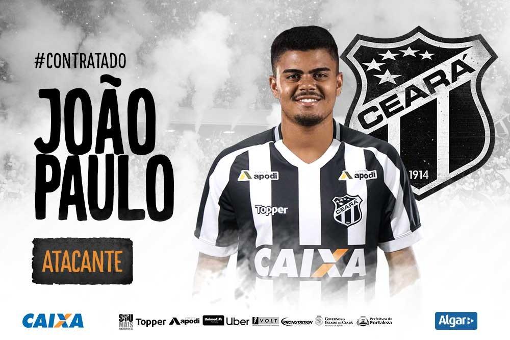 266262def6 Ceará anuncia nono reforço para 2019