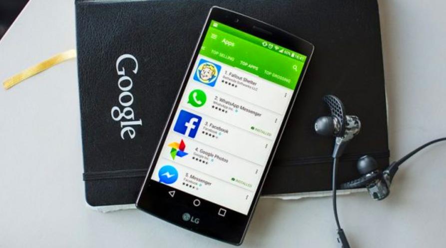 cara stop pembaruan otomatis apps Android