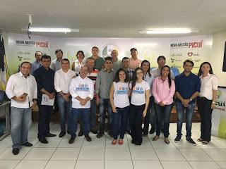 Prefeitos do Seridó Paraibano recebem estudo com Leis e Programas para a reinserção de usuários de drogas