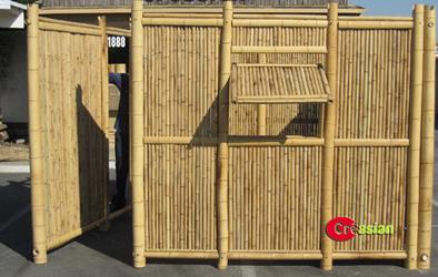 Bamboo Lamp Photo มิถุนายน 2013