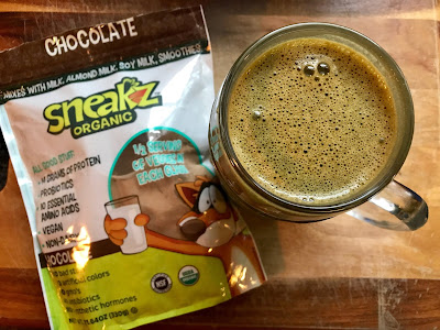 Review: Sneakz Protein Powder
