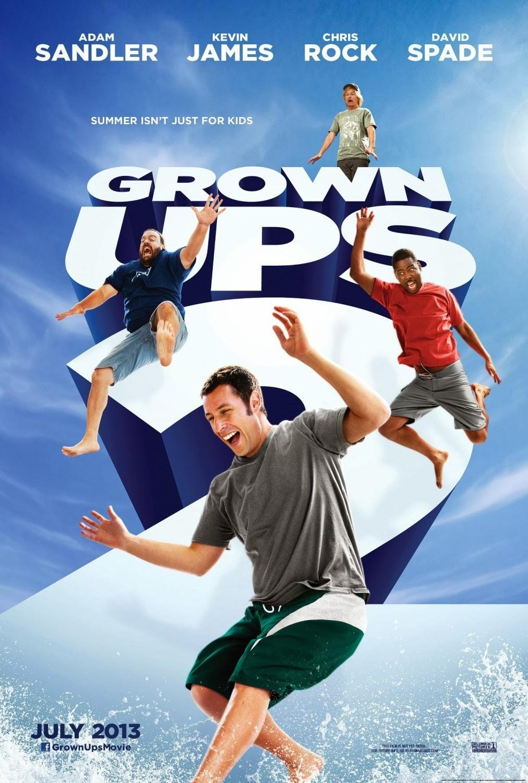 Movie Segments To Assess Grammar Goals: Grown-ups 2