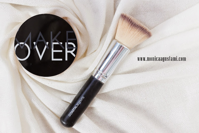 Review Loose Powder Make Over