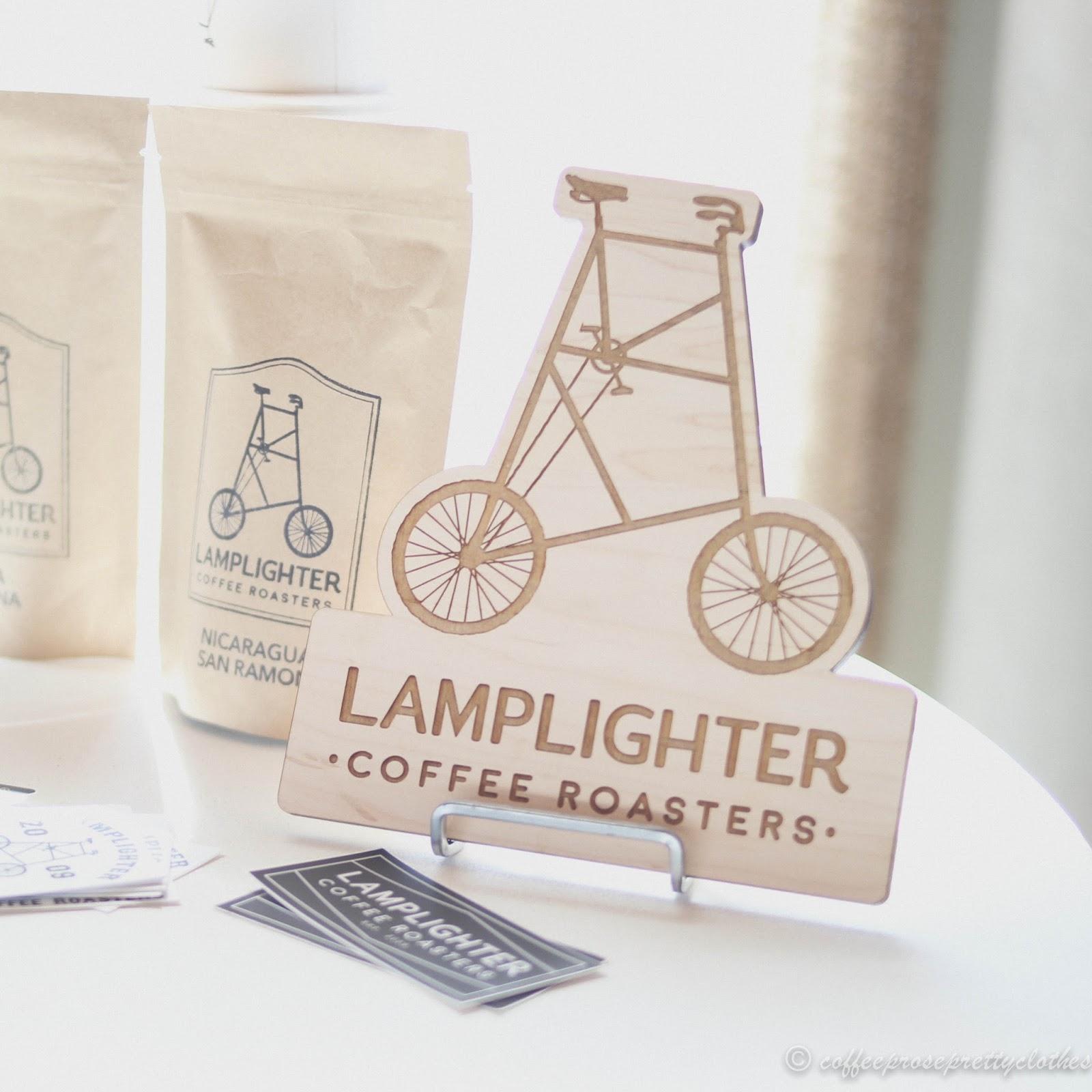 Coffee brewing, the Wydown, Coffee roasting, Lamplighter Coffee Roasters