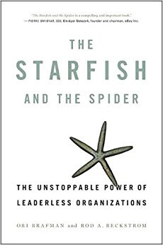 Starfish & the Spider Unstoppable Power of Leaderless Organizations