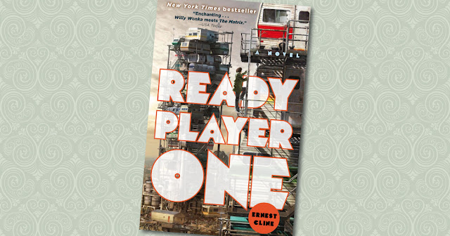 Ready Player One Ernest Cline Cover