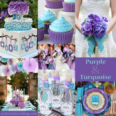 April Wedding Colors