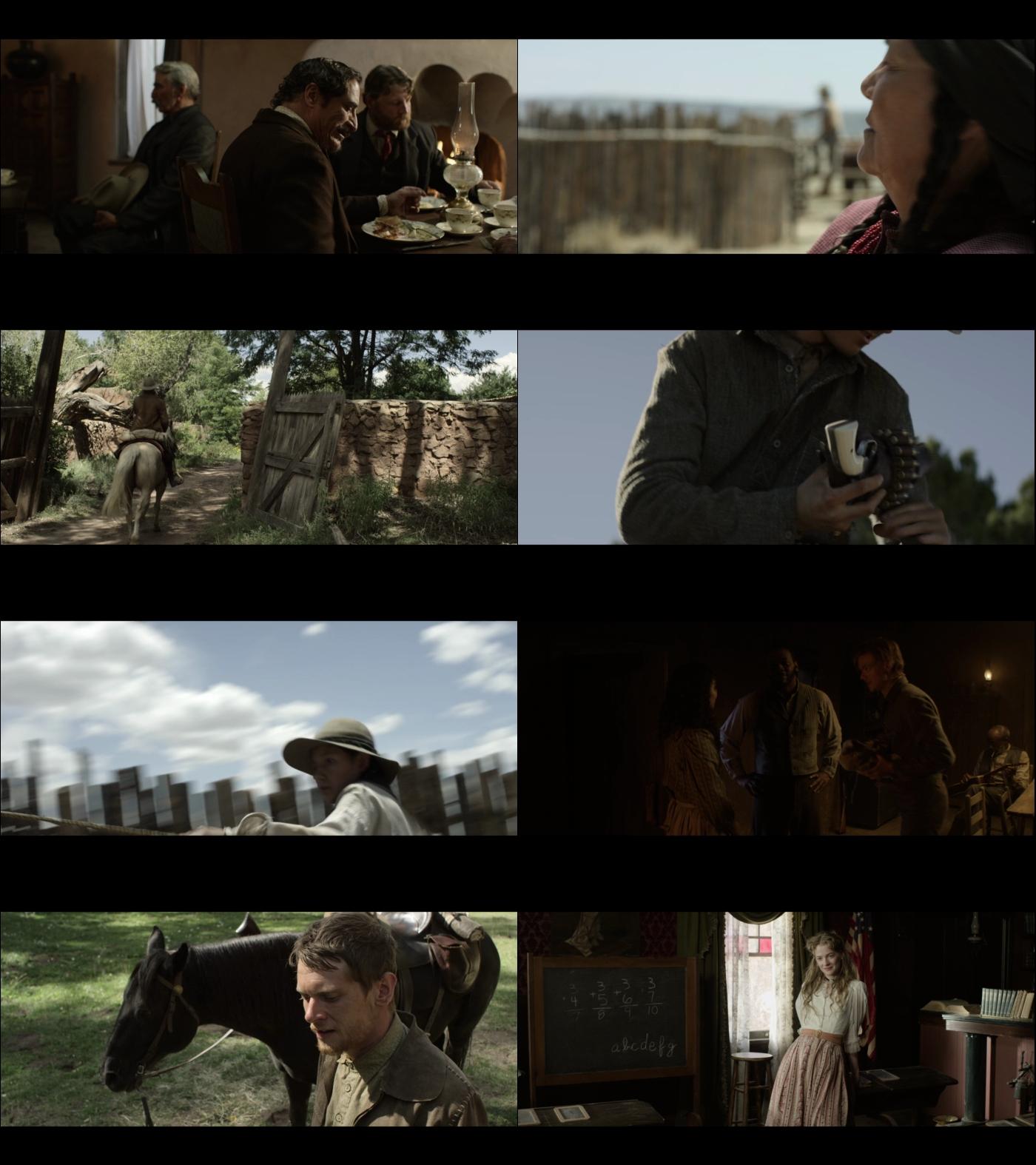 Godless Temporada 1 1080p Latino