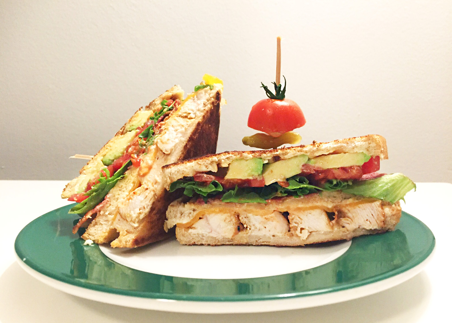 Classic Club Sandwich | Red Kitchen Stories