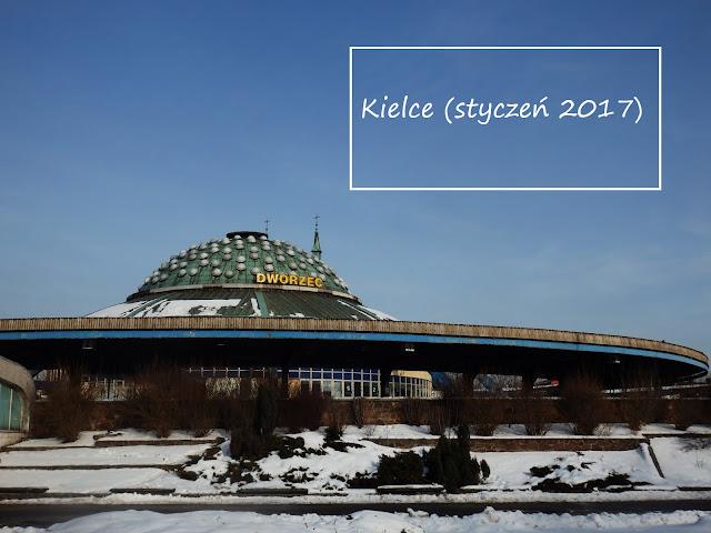 Stolica świętokrzyskiego (dawny dworzec PKS)