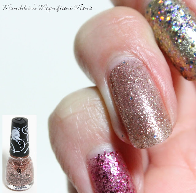 China Glaze Holiday Sesame Street Collection, 50 Shimmering Years