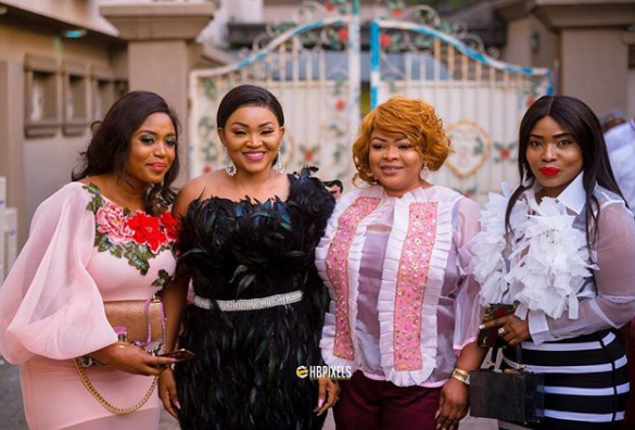 More photos from Mercy Aigbe's birthday bash