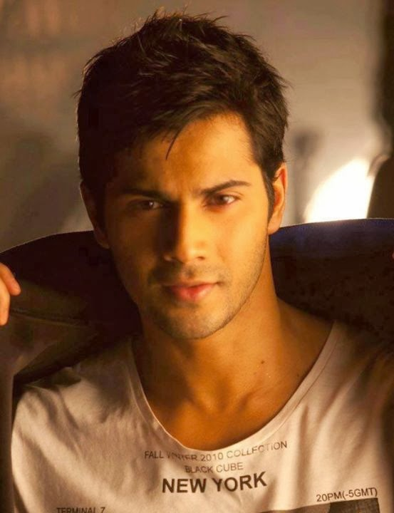 Shirtless Bollywood Men Varun Dhawan
