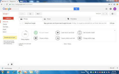 Gmail Account in hindi