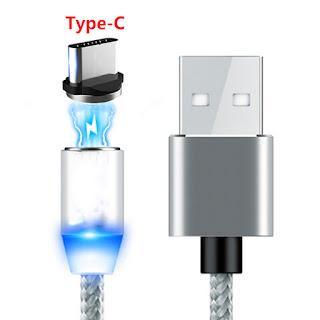 cavo usb type-c magnetico on tenck