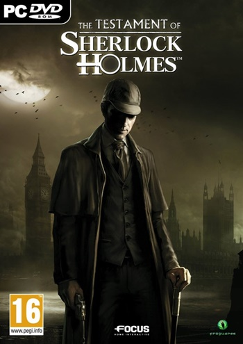 The Testament Of Sherlock Holmes PC Full Español