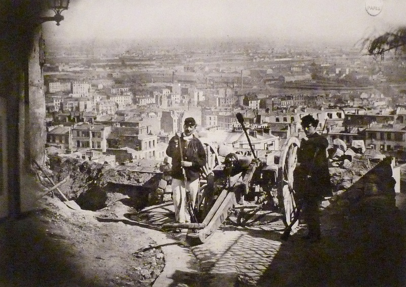 Old Photos From Paris Commune Vintage Everyday