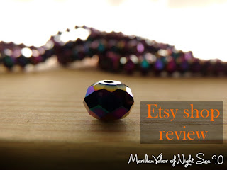 Etsy shop review; SupSupSupplies