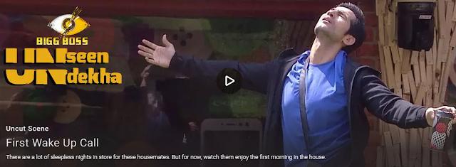 Bigg Boss -Season 11 - Day 1 Uncut Scene (Undekha) Full Video Clip
