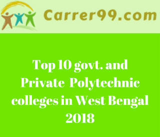 Top 10 polytechnic colleges in West Bengal