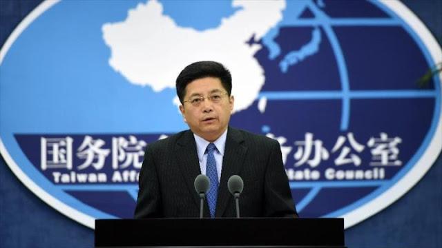 China: Lazos militares EEUU-Taiwán alimentan tensión en la región