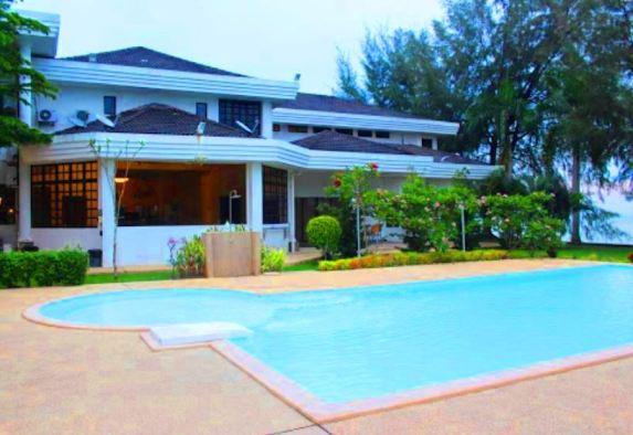 Casa Rasa Sayang Resort tamat